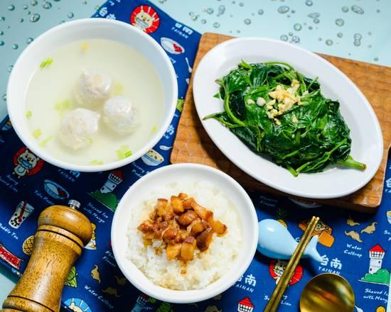 台南蔡虱目魚專賣店