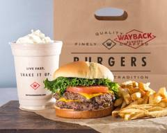 Wayback Burgers (568 West Main Street)