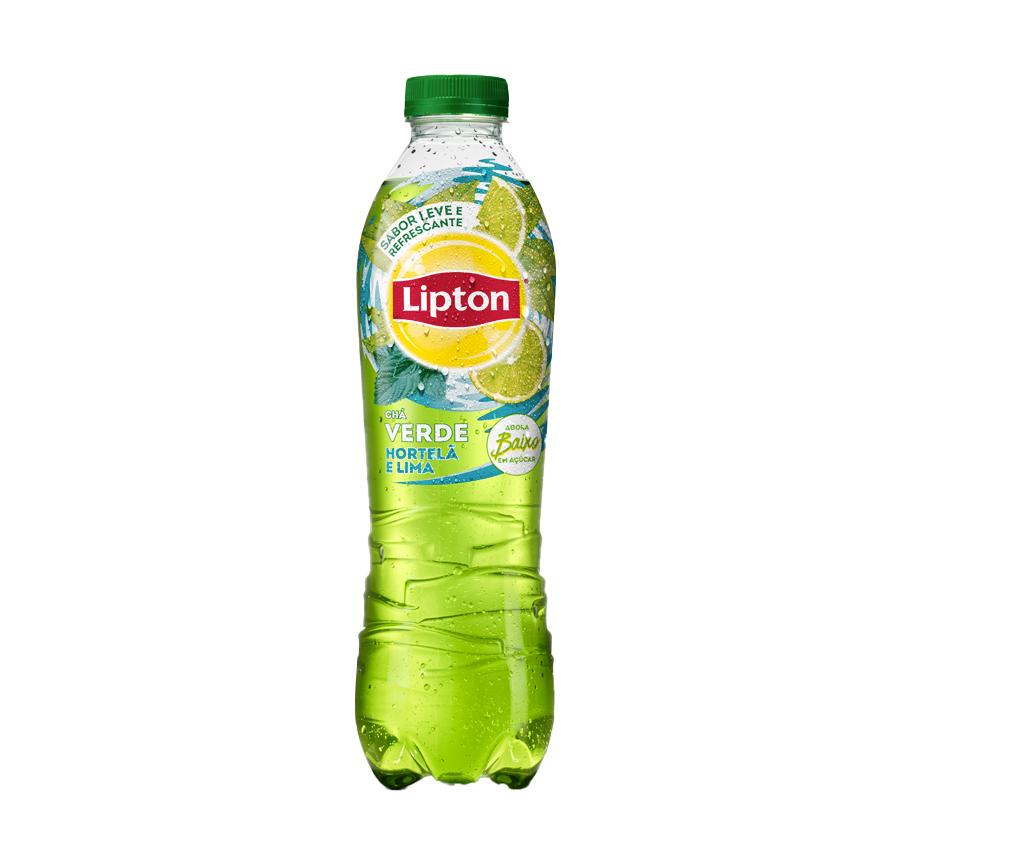 Lipton Chá Verde Hortelã e Lima 1L