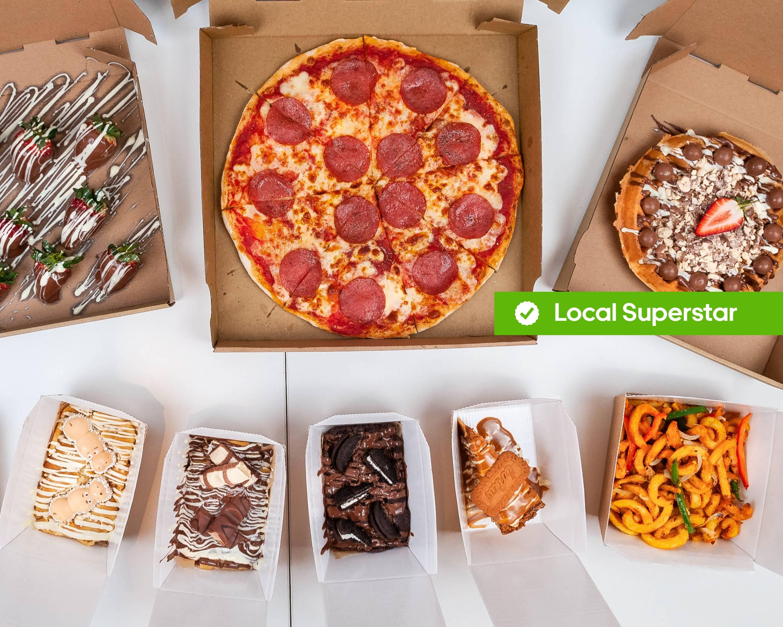 Sugar N Slice Delivery Uber Eats