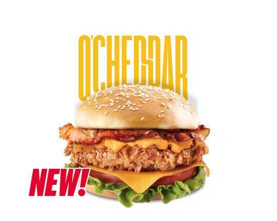 O Cheddar Single Original