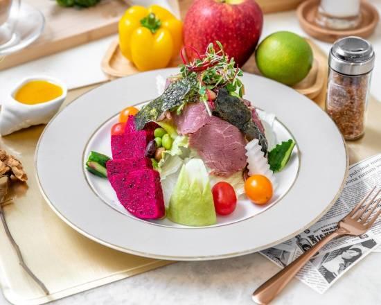 LinK聯客食堂-松山約會餐廳|小巨蛋聚餐餐廳|在地推薦|熱門義大利麵|CP美食|IG熱門打卡