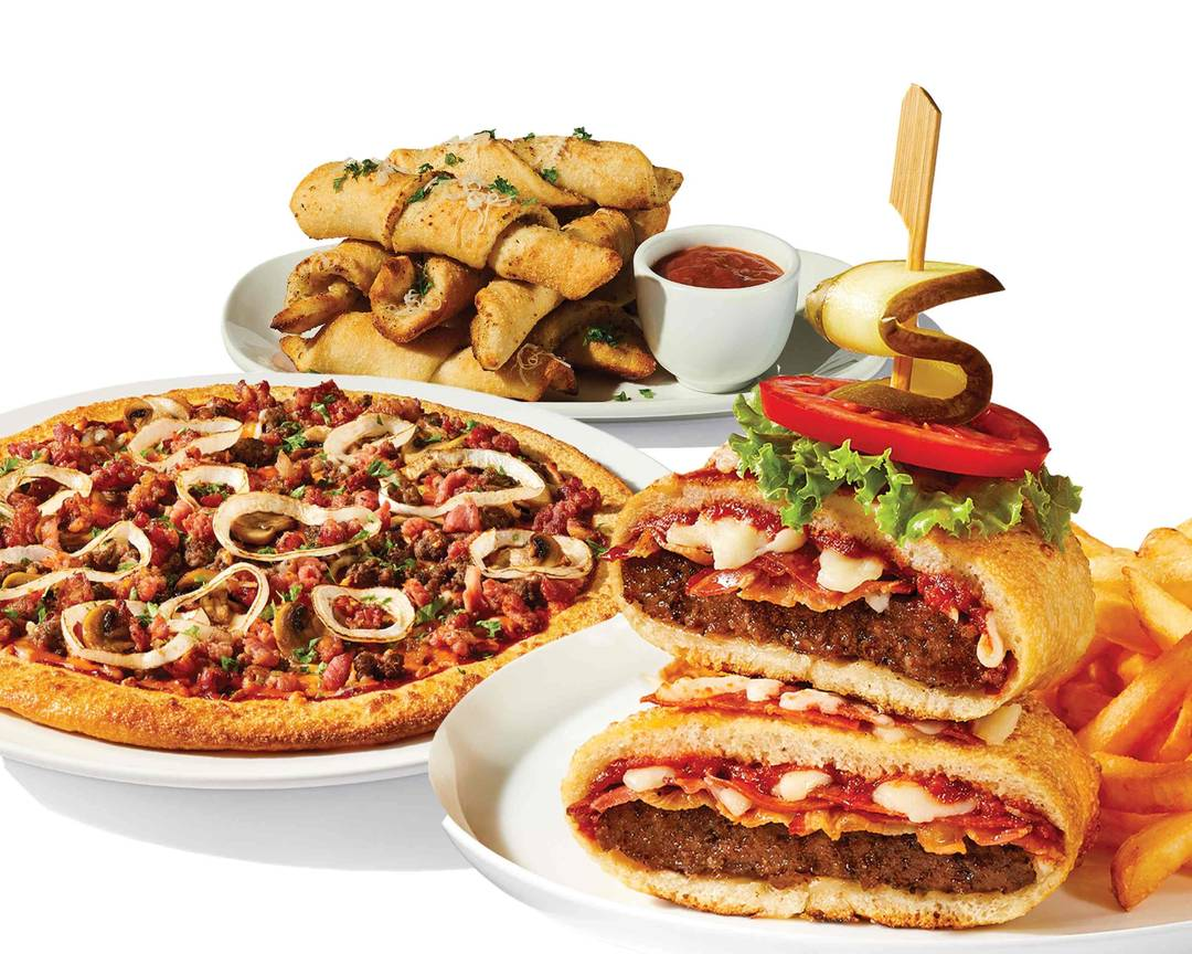 Order Boston Pizza 597 King Street North Delivery Online Kitchener Waterloo Menu Prices Uber Eats