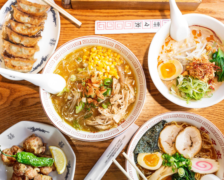 Rai Rai Ken Delivery | New York | Uber Eats