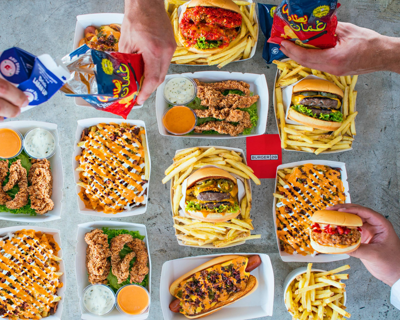 Burger 28 - JLT Delivery | Dubai | Uber Eats