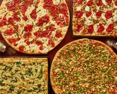 The NaanZa Pizza Co.