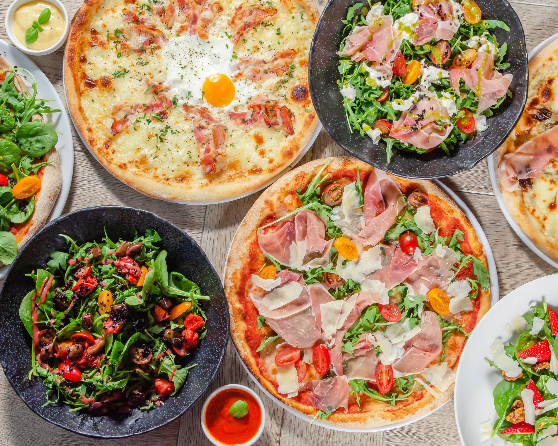 Ricetta Pizza Italiana.Siesta Pizza Italiana Delivery Poznan Uber Eats