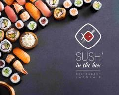 Sush'in the box