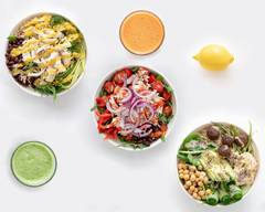 Rå - økologisk salatbar