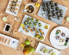 Vegan Sushi Bar - Kinkerstraat