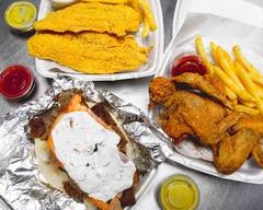Jordans Fish, Chicken & Gyros (Allisonville)