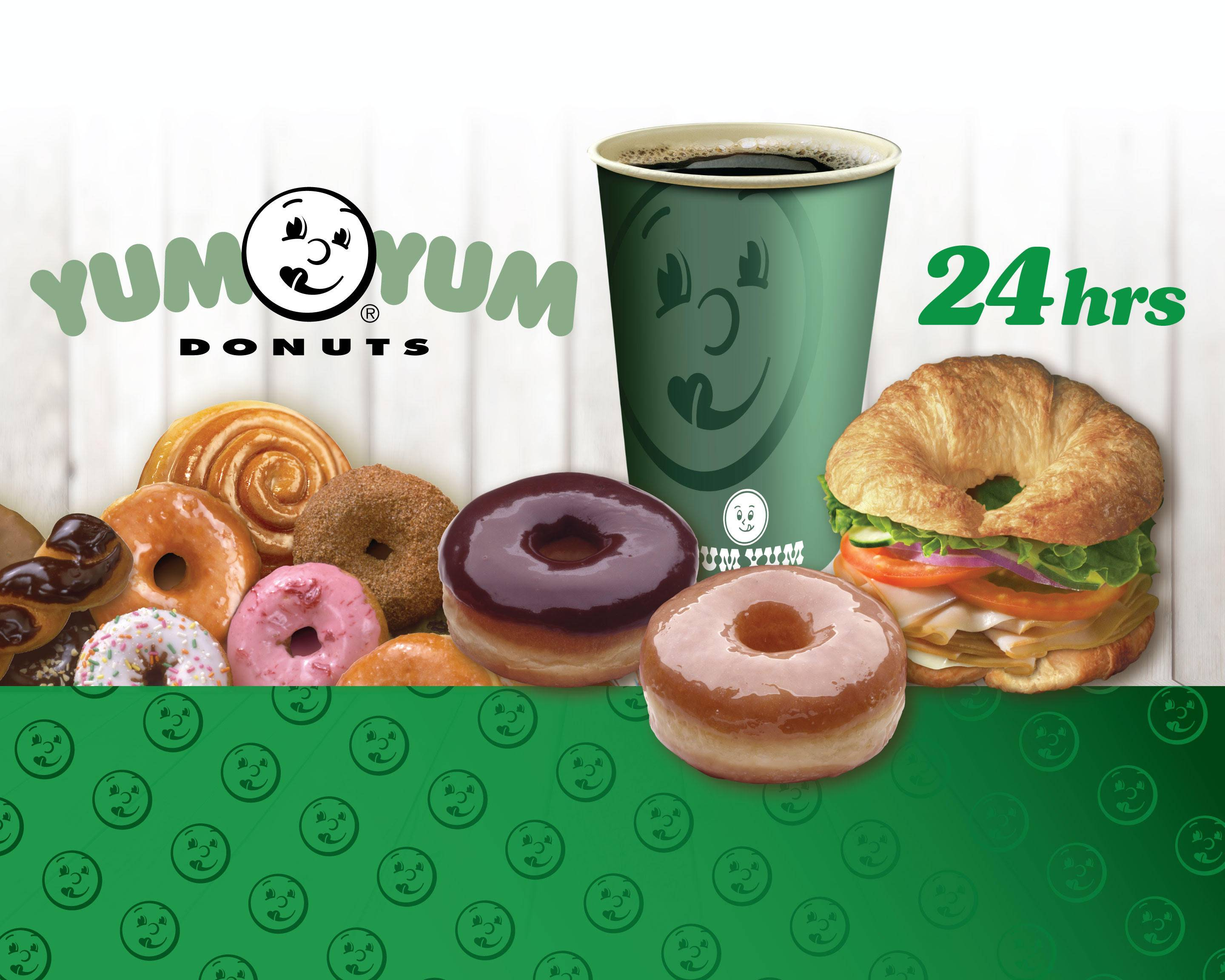 Order Yum Yum Donuts 3351 Whittier Blvd Delivery Online Los Angeles Menu Prices Uber Eats