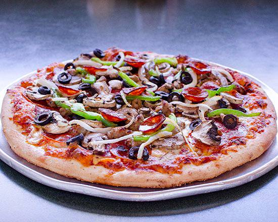 Order Round Table Pizza Castro Valley Delivery Online San Francisco Bay Area Menu Prices Uber Eats