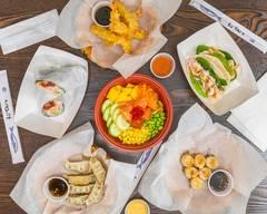 Poke Bowl Tropical Cafe