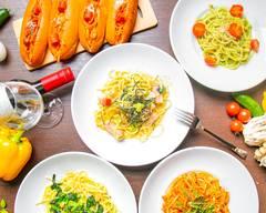 生パスタ専門店 Marsa store specializing in fresh pasta marsa