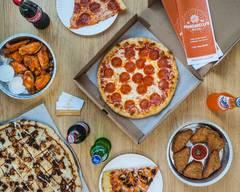 Pranzarellis pizza