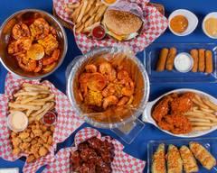 Retro Snacks & Shrimp