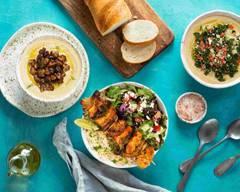 Pangea Banquet (Mediterranean Food)