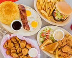 Burger Box (5609 Crowley Rd, Fort Worth)
