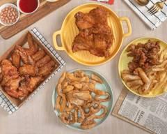 韓金量新韓式炸雞大安店