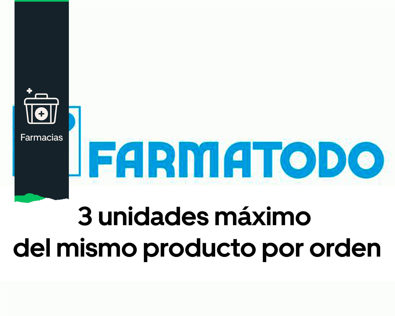 Farmacia Farmatodo Britalia Delivery In Bogota Menu