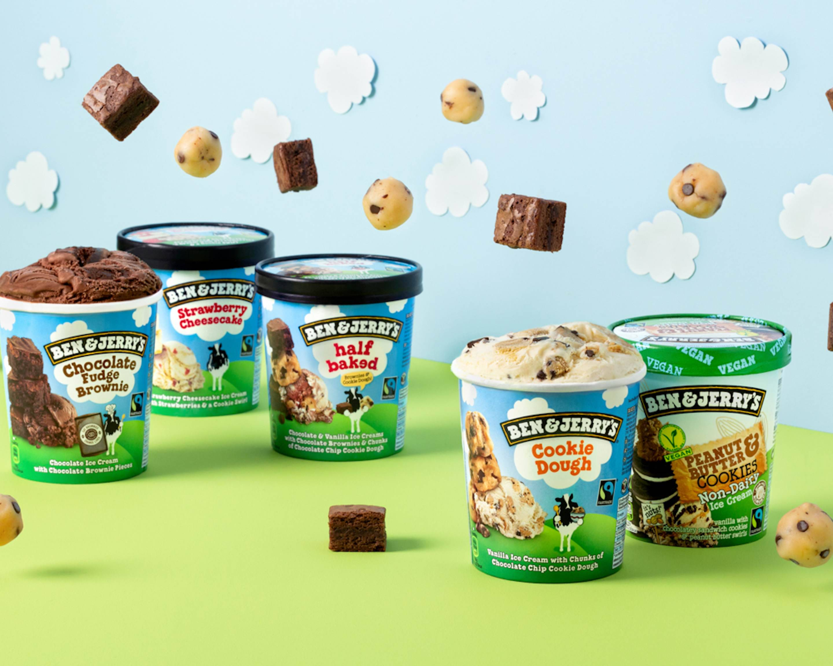 Ben & Jerry's Store (Sutton) Takeaway in London | Delivery Menu & Prices |  Uber Eats