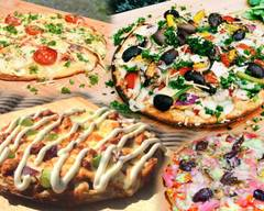 Pizza Waffle Bar