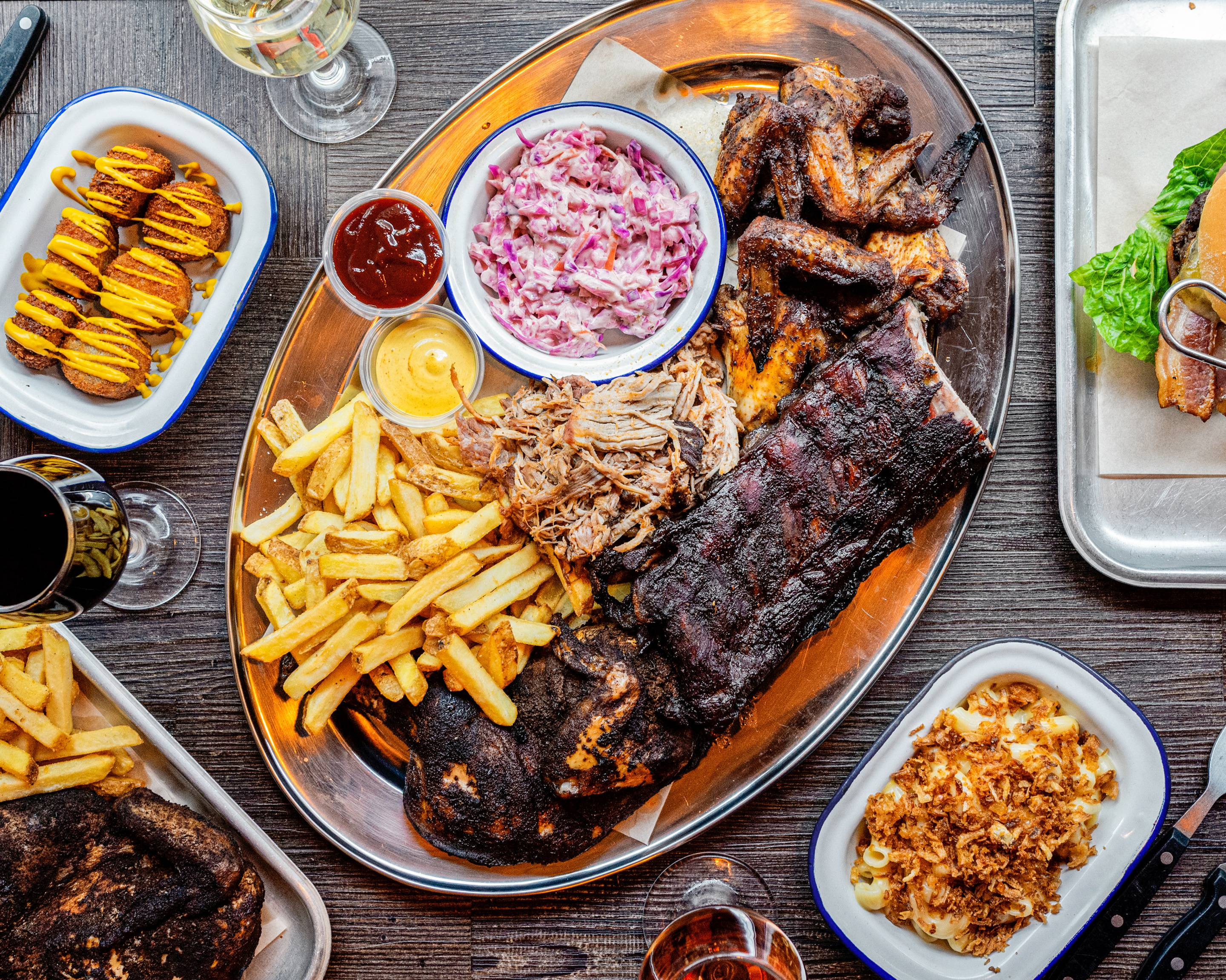 Backyard Barbecue Delivery | Sheffield | Uber Eats