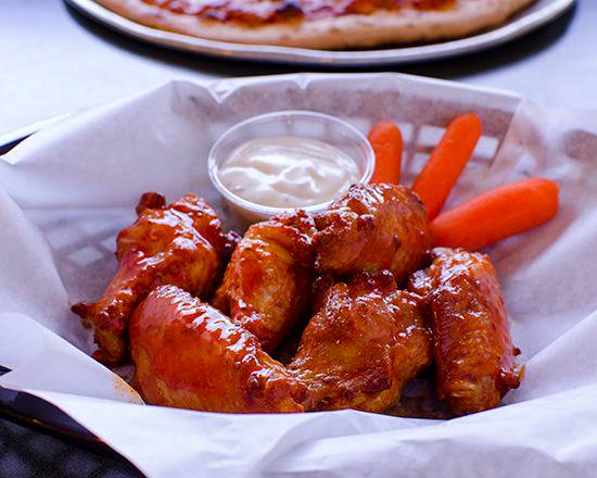 Round Table Pizza Wings.Round Table Pizza 801 Van Ness Avenue Delivery San Francisco