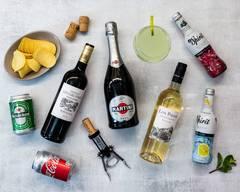 Sirop De Grenadine Liqueur European Antique Vintage French Liquor Alcohol Label