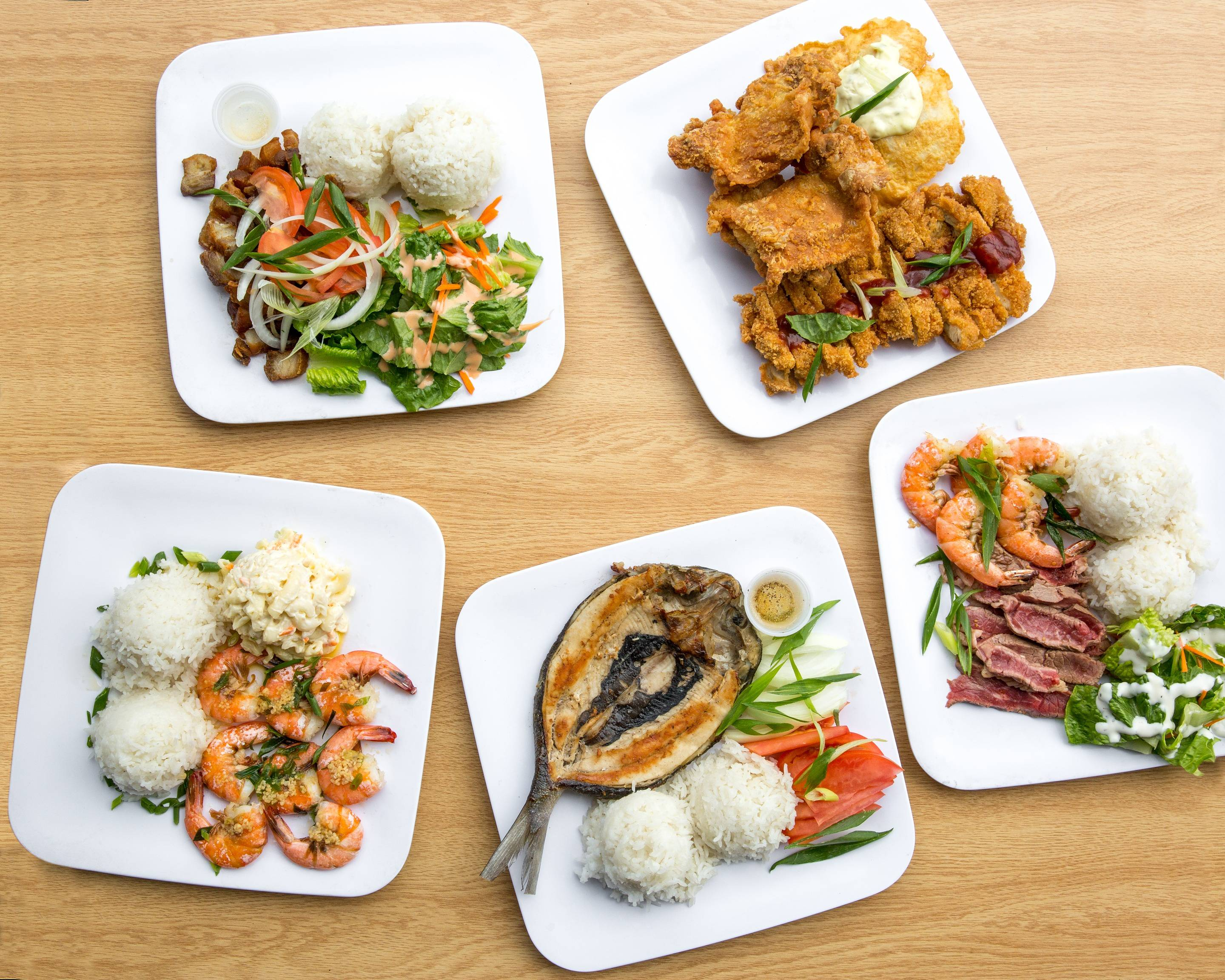 Ann S Kitchen Express Delivery Honolulu Uber Eats
