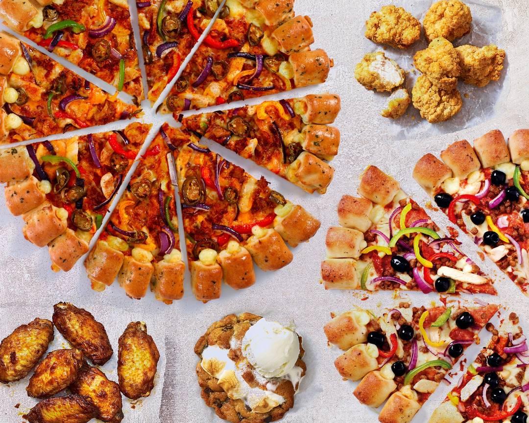 Pizza Hut Restaurants Corporation Street Delivery