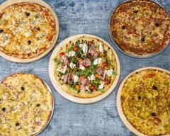 Azzurro pizza
