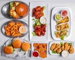 Burgers Tacos Wings
