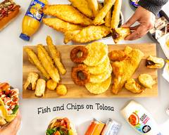 Fish & Chips on Tolosa