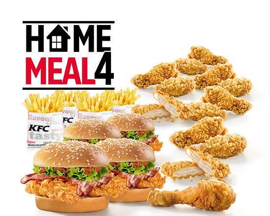 Home Meal para 4