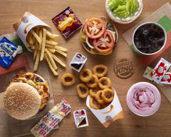 Burger King - Shopping Total Curitiba