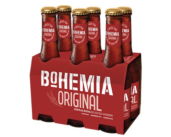 Sagres Bohemia Original - Pack 6x33cl