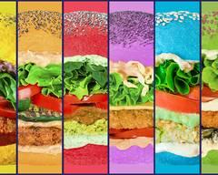 Flower Burger- Tortona