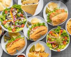 【カナダ風サンドイッチのお店】リングアワールドカフェ Lingua World Cafe
