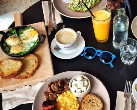 Cafe madrid menu federal brunch Federal Café,