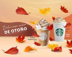 Starbucks Patio Santa Fe