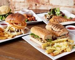 Remington Grill Burgers & BBQ ( 208 Crossroads Boulevard Cary, NC 27518)