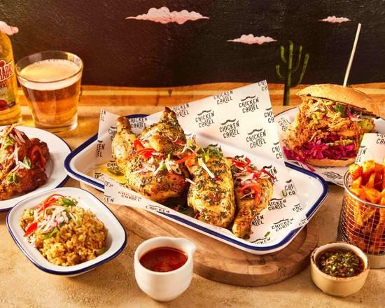 American Delivery In Edinburgh Order American Takeaway From The Best Restaurants Uber Eats