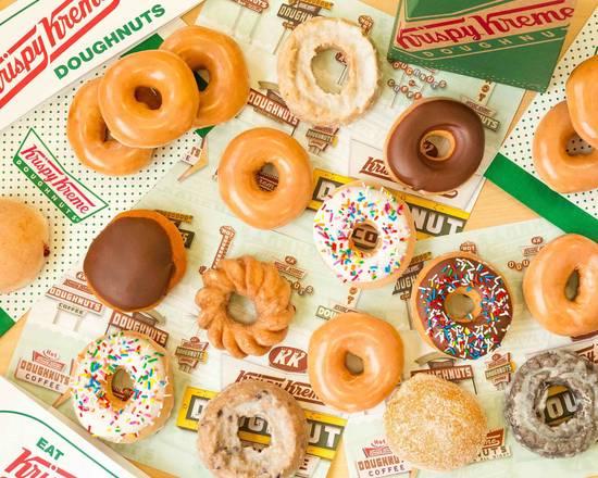 خدمة توصيل الطعام من Krispy Kreme Al Sahafa كرسبي كريم الصحافة