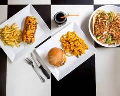 Charbroiler Steak and Burger