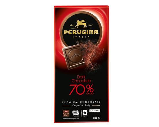Perugina Tablete Chocolate Negro 70% 86g