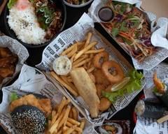 Koi Fish n Chips