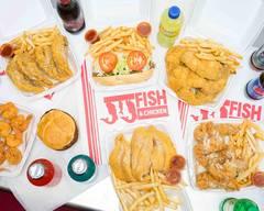 RED JJ FISH & CHICKEN