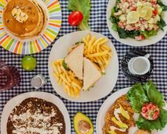 Cafetería Casita Roja